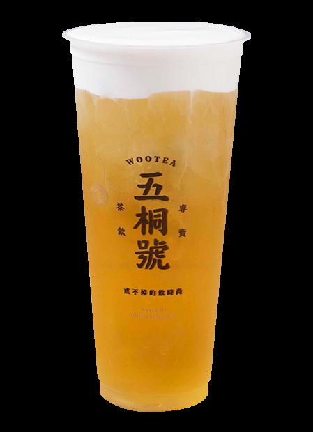 茉莉奶霜綠茶