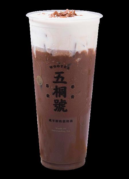 可可奶霜歐蕾