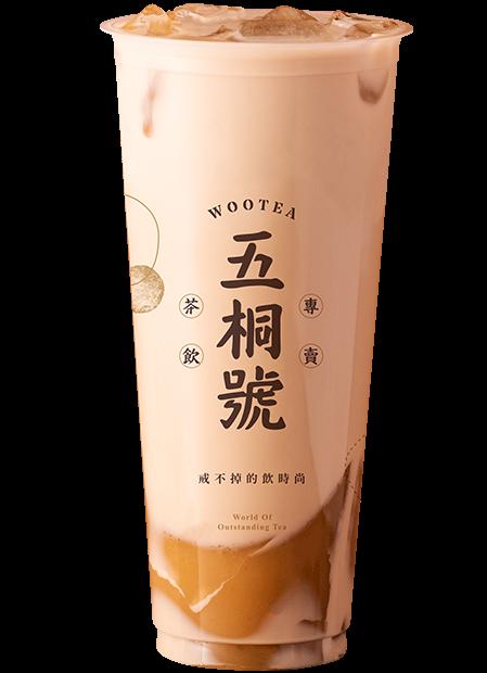 米漿凍奶茶