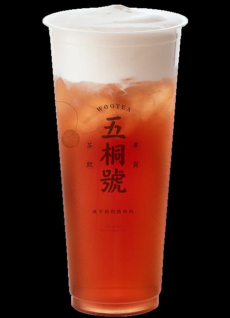 重奶霜生椰紅茶